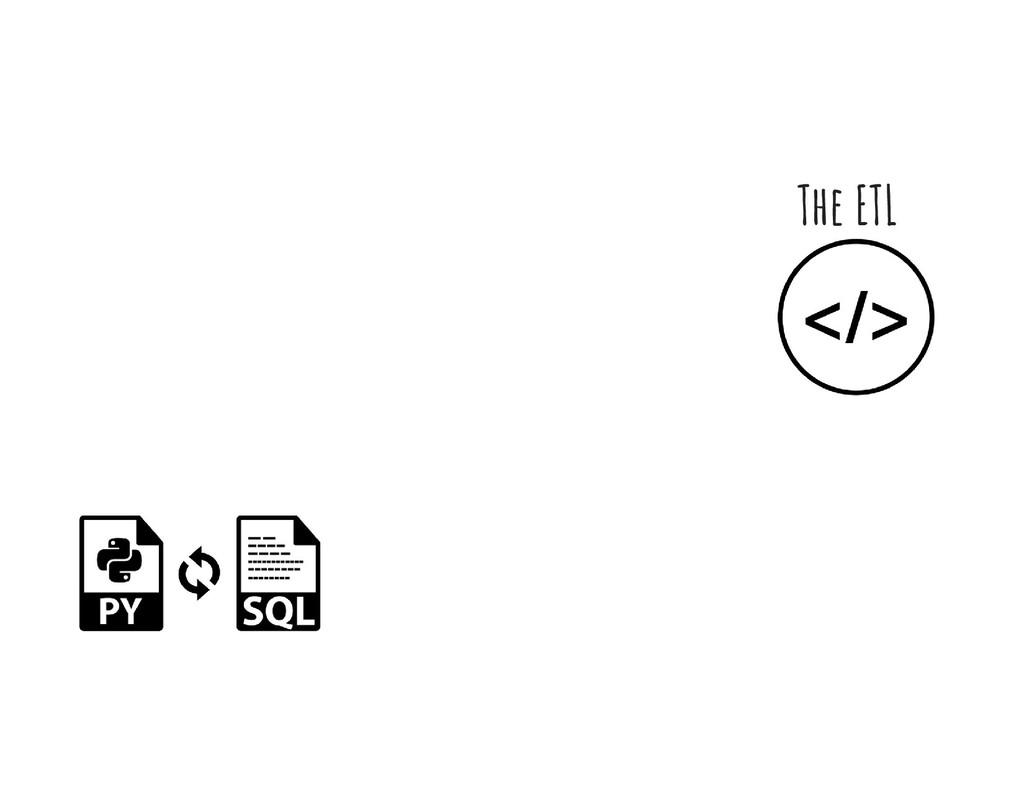 The ETL