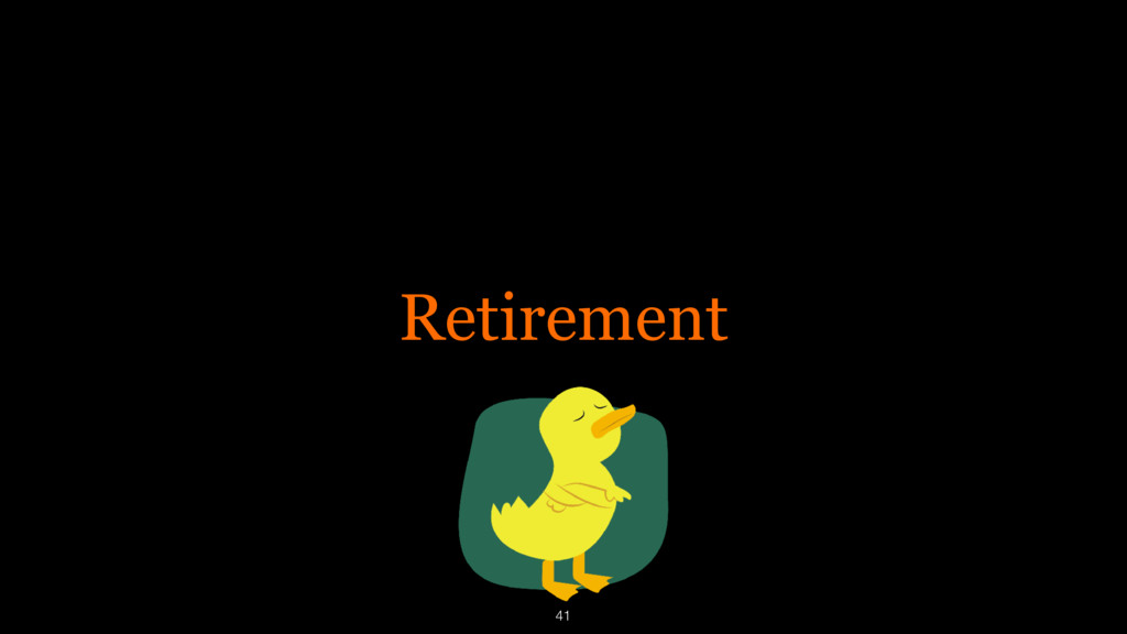 Retirement 41