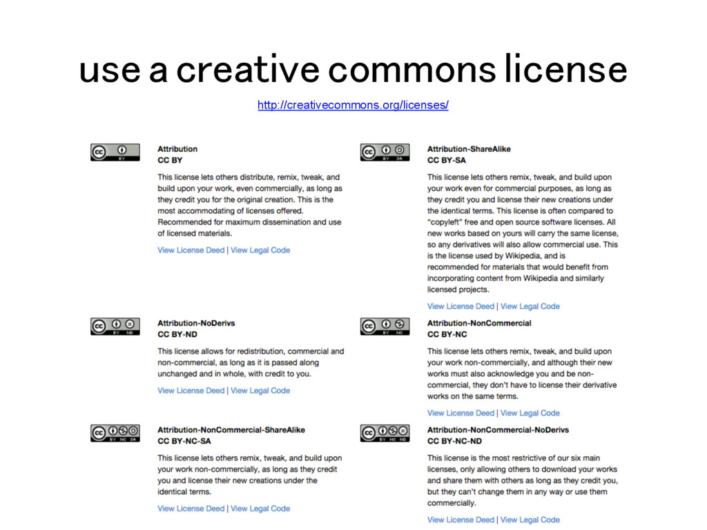 use a creative commons license! http://creative...