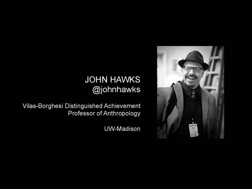 JOHN HAWKS @johnhawks Vilas-Borghesi Distinguis...