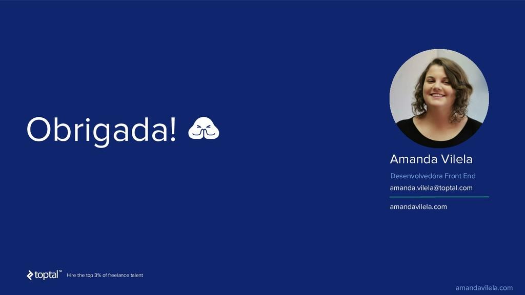 Confidential | 13 amandavilela.com amanda.vilel...