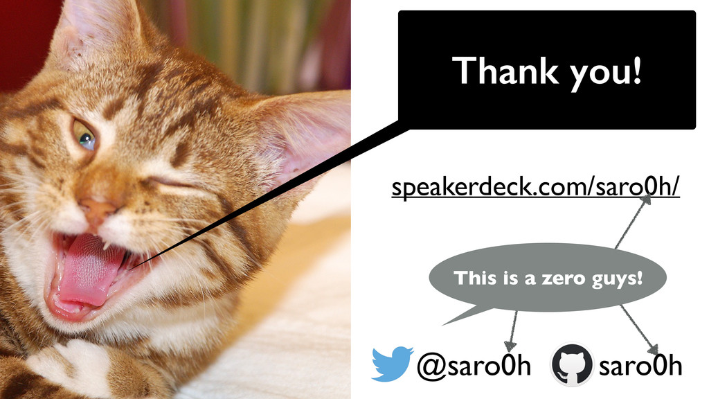 Thank you! @saro0h speakerdeck.com/saro0h/ This...
