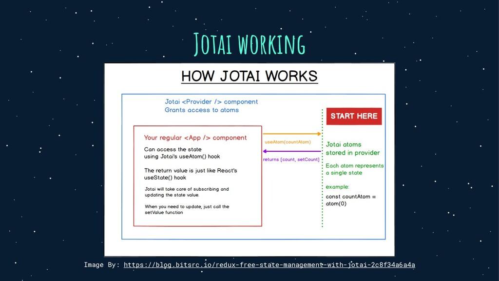 Jotai working Image By: https://blog.bitsrc.io/...