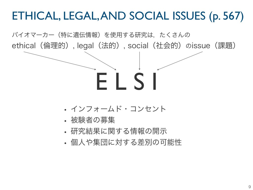 ETHICAL, LEGAL, AND SOCIAL ISSUES (p. 567) 9 όΠ...