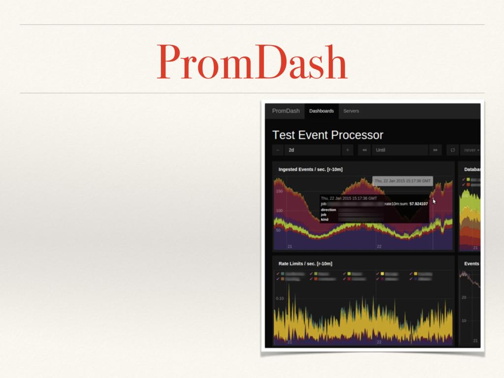 PromDash