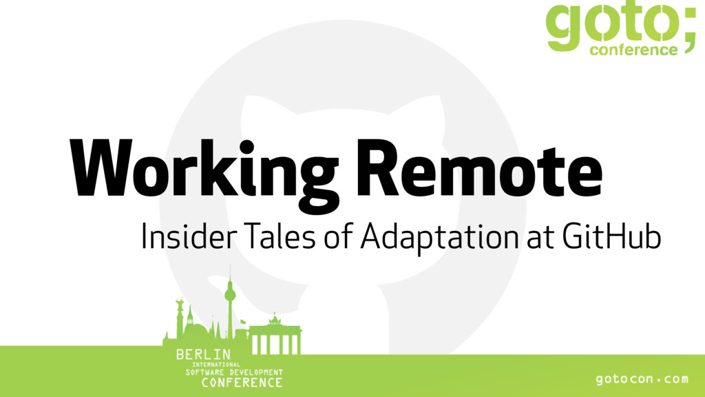 ! Working Remote Insider Tales of Adaptation a...