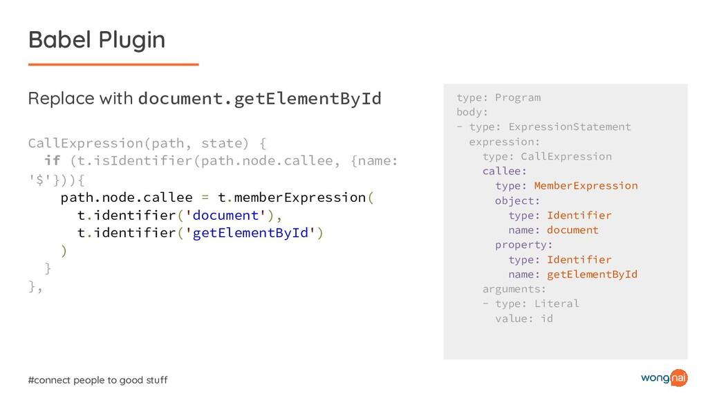 type: Program body: - type: ExpressionStatement...