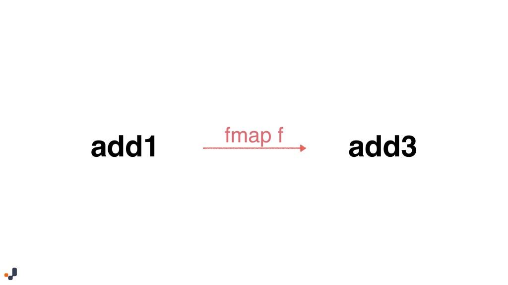 fmap f add1 add3