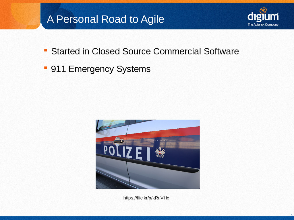 4 A Personal Road to Agile  Started in Closed ...