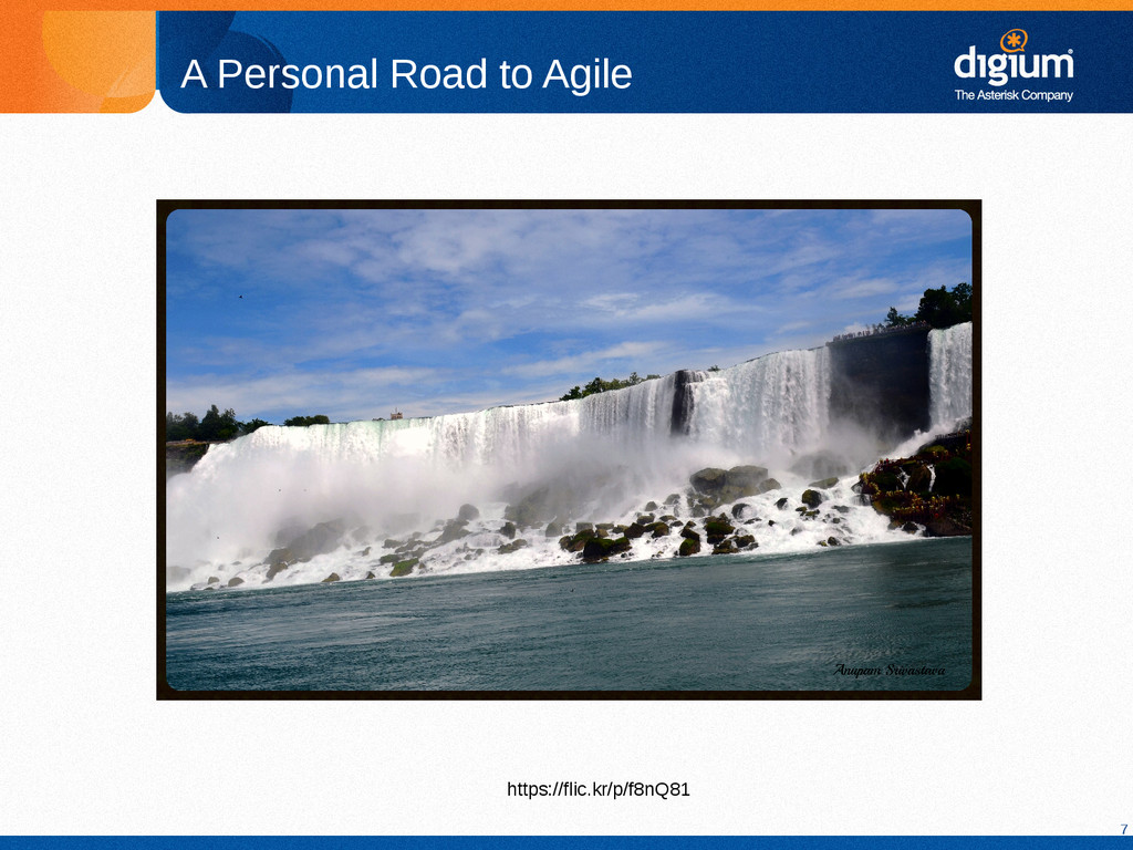 7 A Personal Road to Agile https://flic.kr/p/f8...