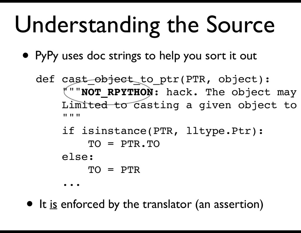 Understanding the Source def cast_object_to_ptr...