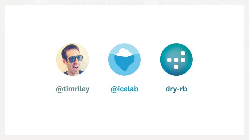 @timriley @icelab dry-rb