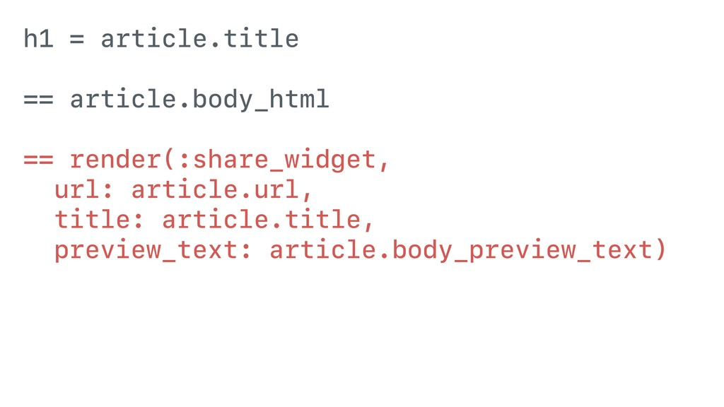 h1 = article.title == article.body_html == rend...
