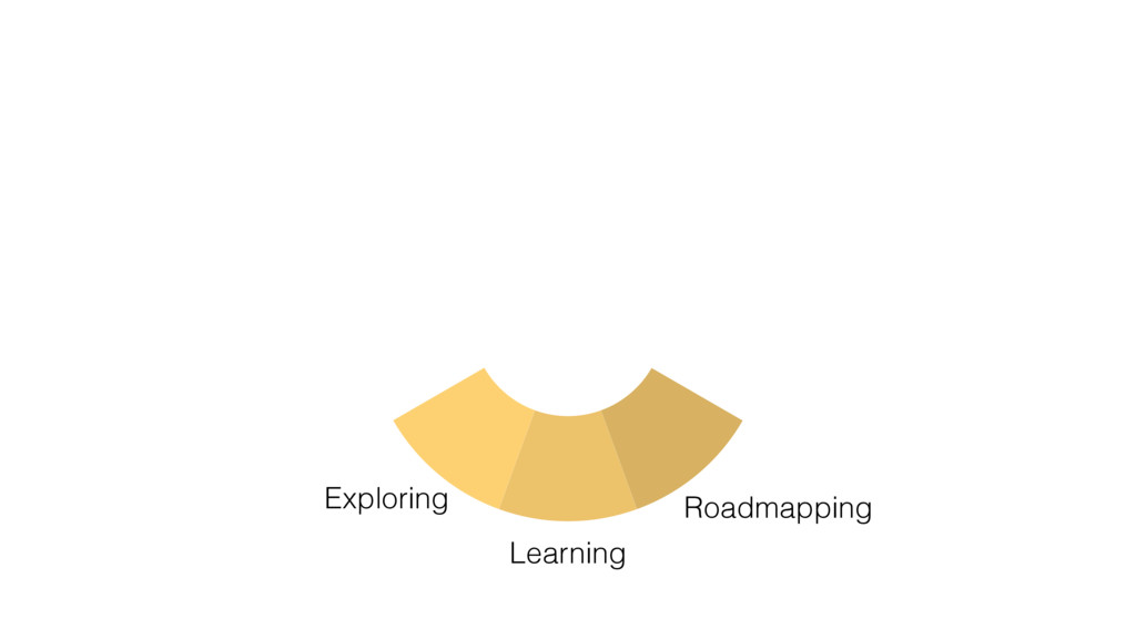 Exploring Learning Roadmapping