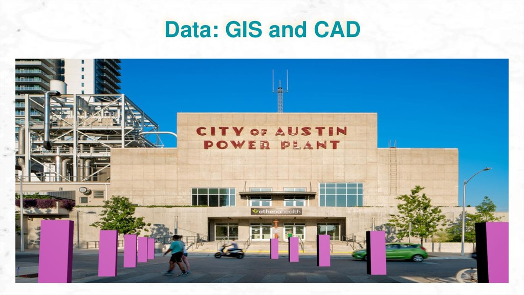 Data: GIS and CAD