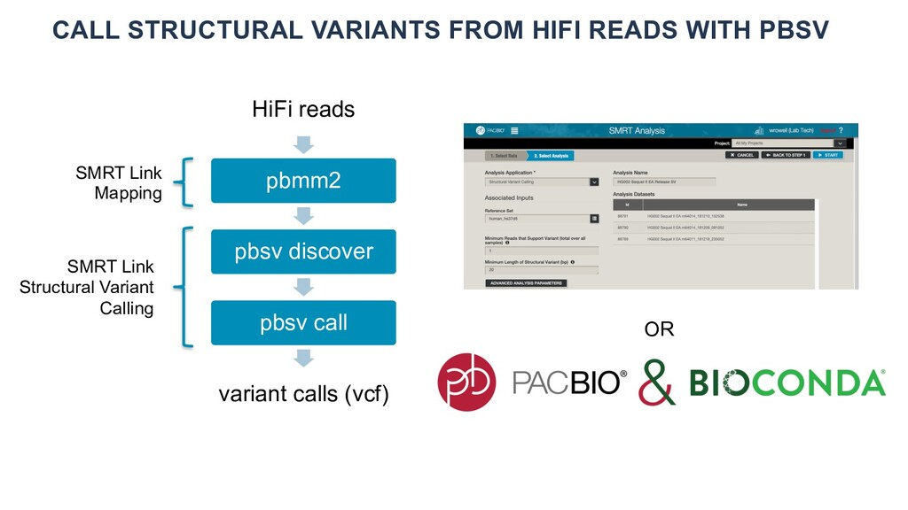 CALL STRUCTURAL VARIANTS FROM HIFI READS WITH P...