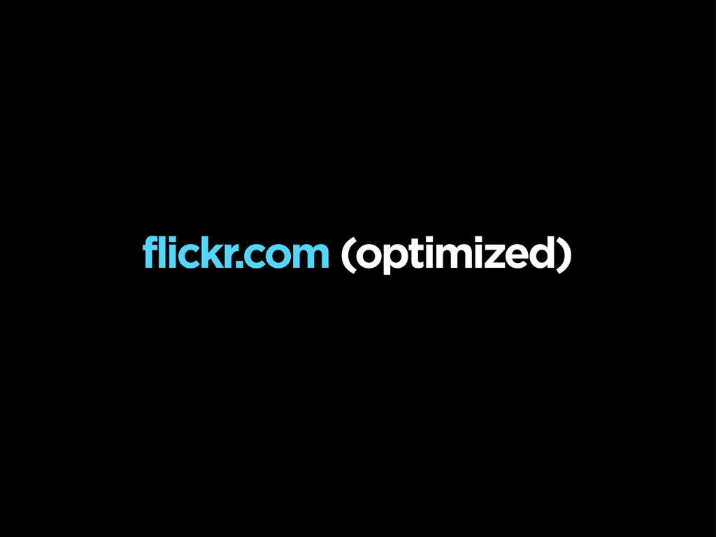 flickr.com (optimized)
