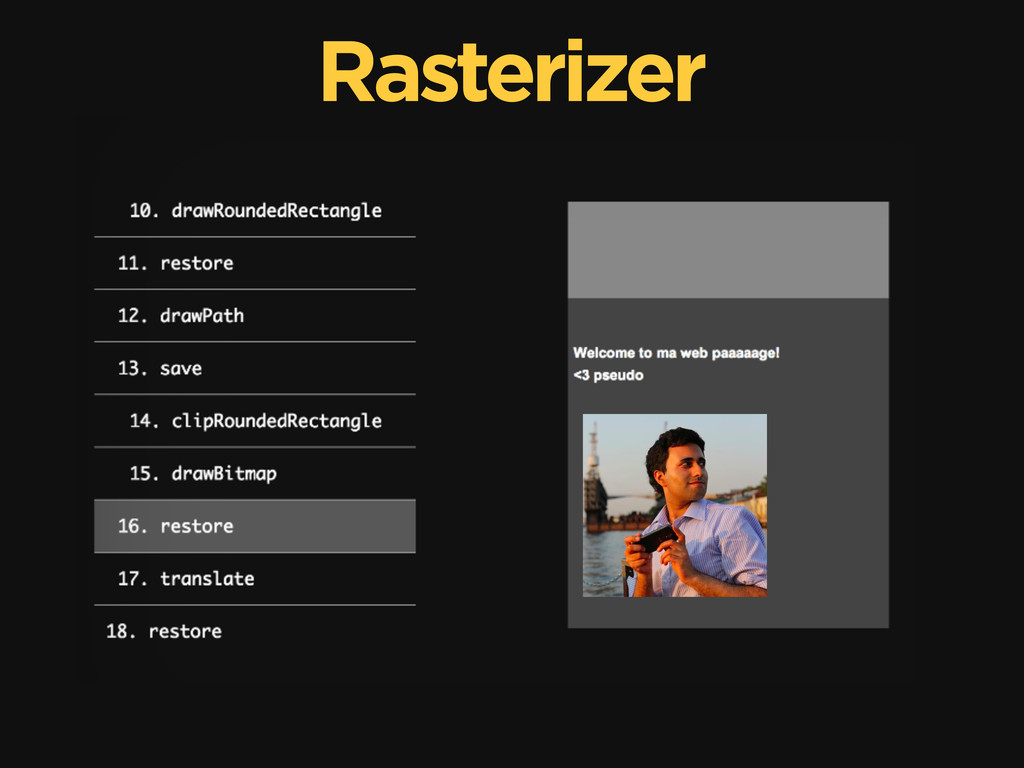 Rasterizer