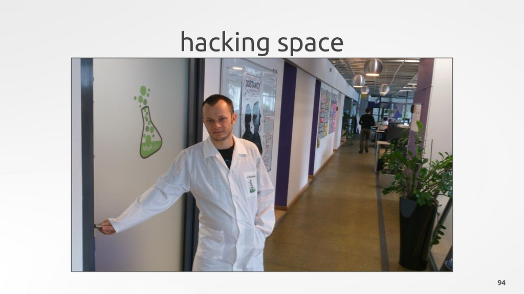 hacking space 94