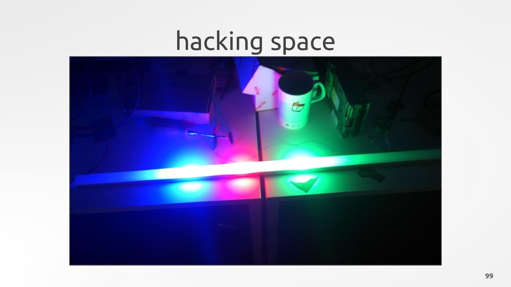 hacking space 99