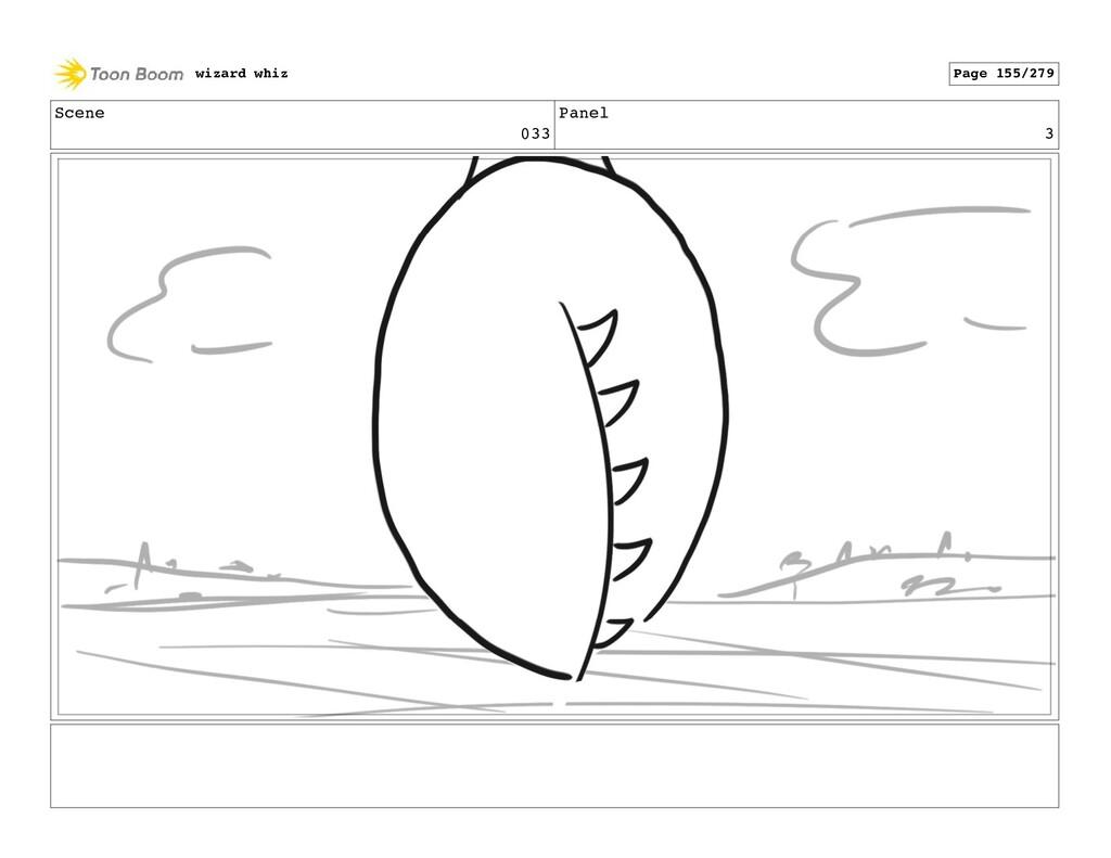Scene 033 Panel 3 wizard whiz Page 155/279