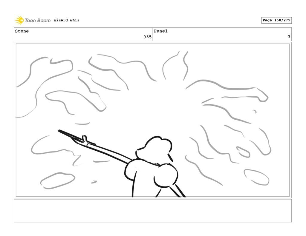 Scene 035 Panel 3 wizard whiz Page 160/279