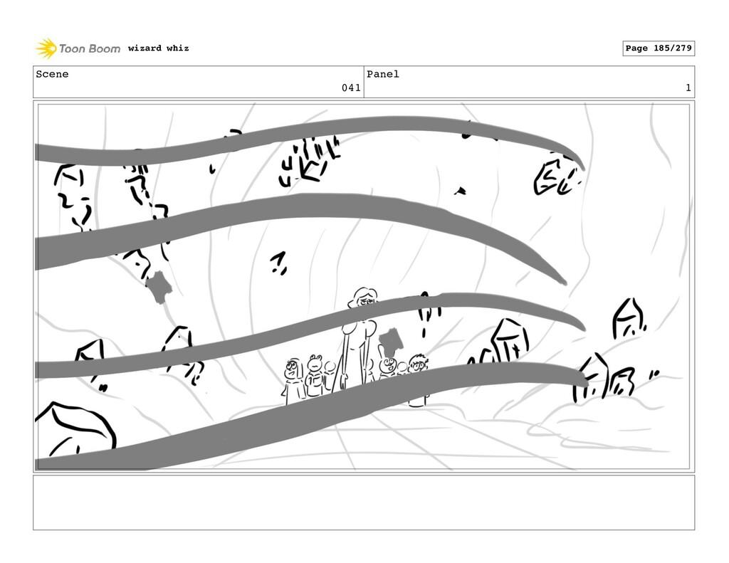 Scene 041 Panel 1 wizard whiz Page 185/279