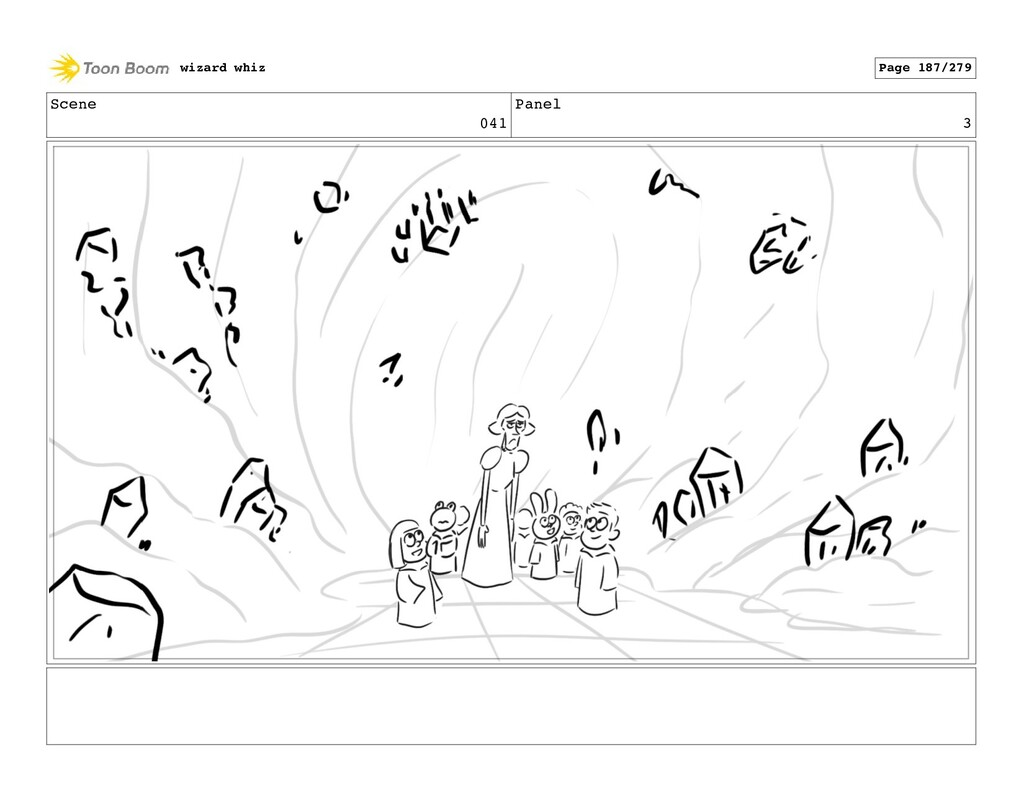 Scene 041 Panel 3 wizard whiz Page 187/279