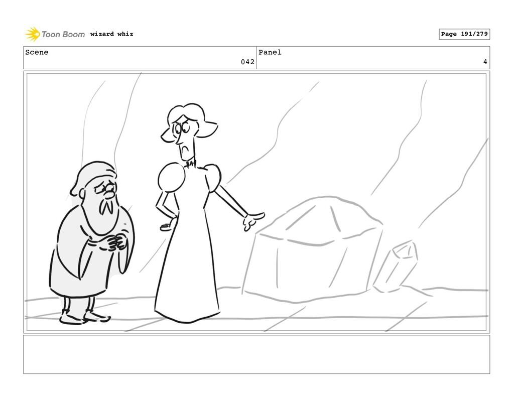 Scene 042 Panel 4 wizard whiz Page 191/279