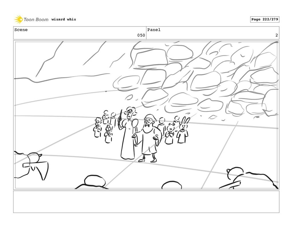 Scene 050 Panel 2 wizard whiz Page 222/279
