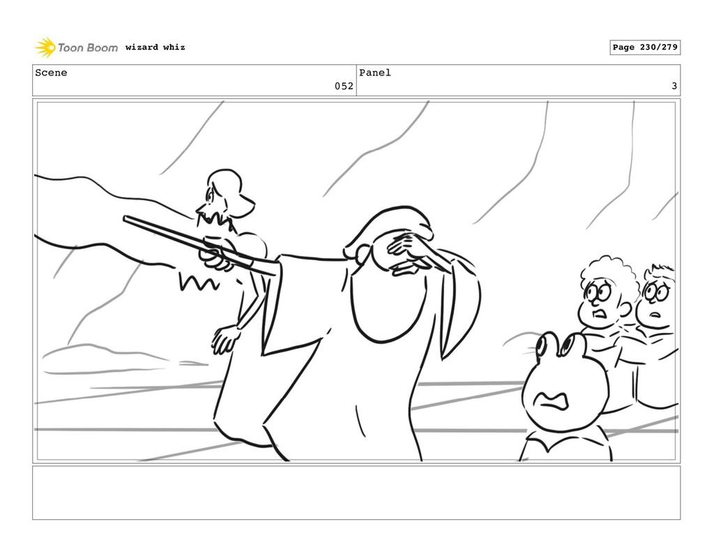 Scene 052 Panel 3 wizard whiz Page 230/279