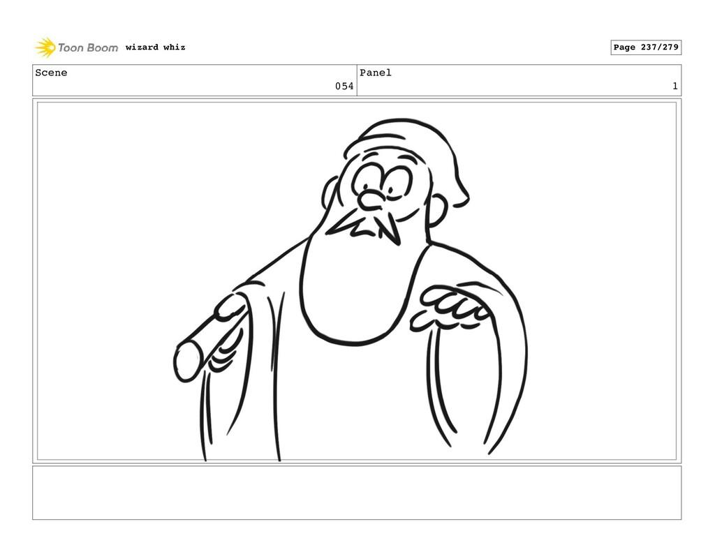 Scene 054 Panel 1 wizard whiz Page 237/279