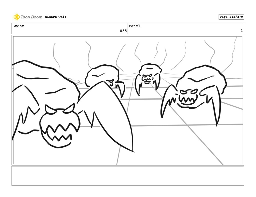 Scene 055 Panel 1 wizard whiz Page 242/279