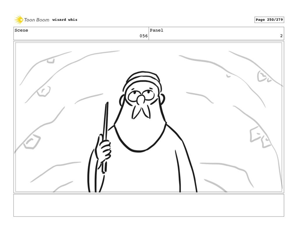 Scene 056 Panel 2 wizard whiz Page 250/279