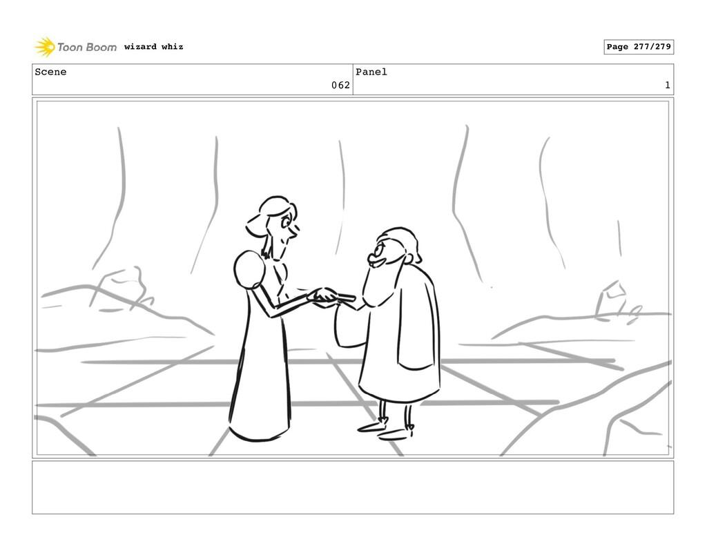 Scene 062 Panel 1 wizard whiz Page 277/279