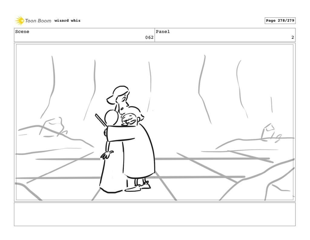 Scene 062 Panel 2 wizard whiz Page 278/279