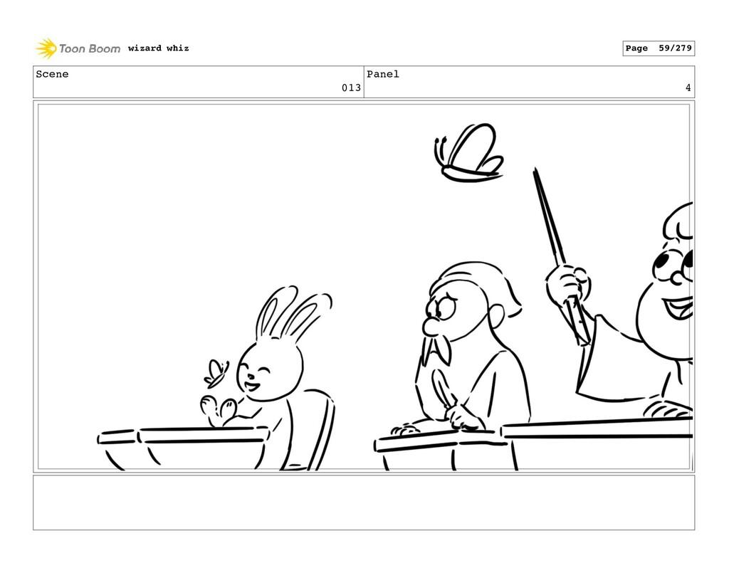 Scene 013 Panel 4 wizard whiz Page 59/279