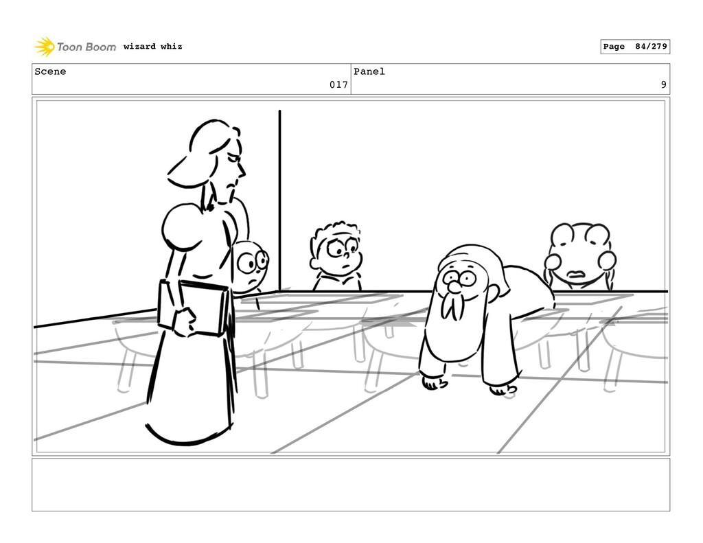 Scene 017 Panel 9 wizard whiz Page 84/279