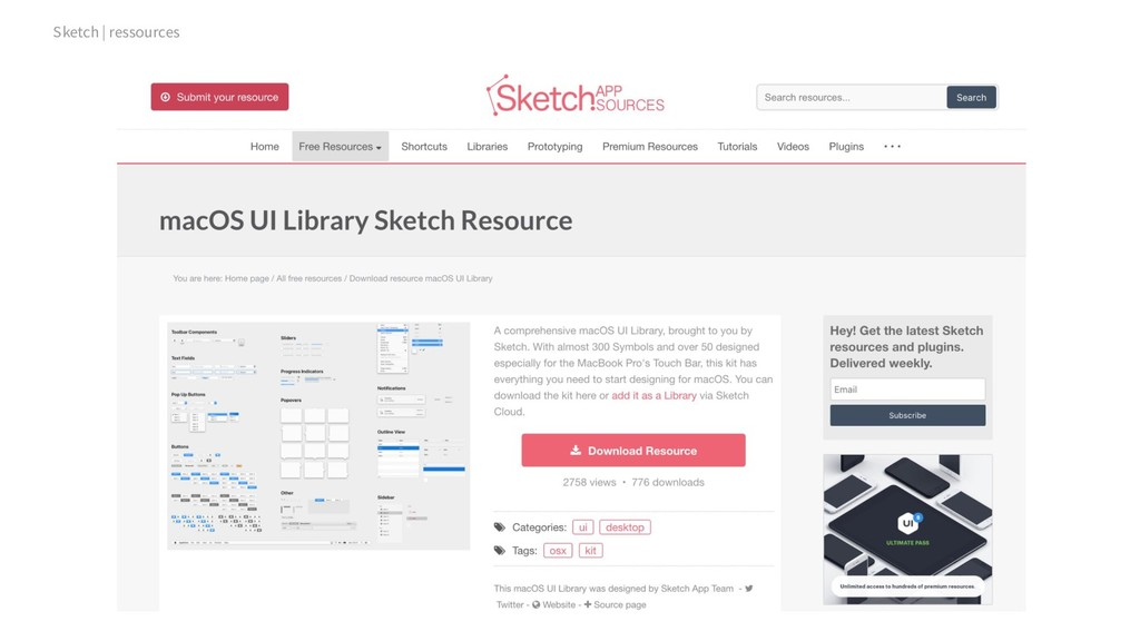 Sketch | ressources