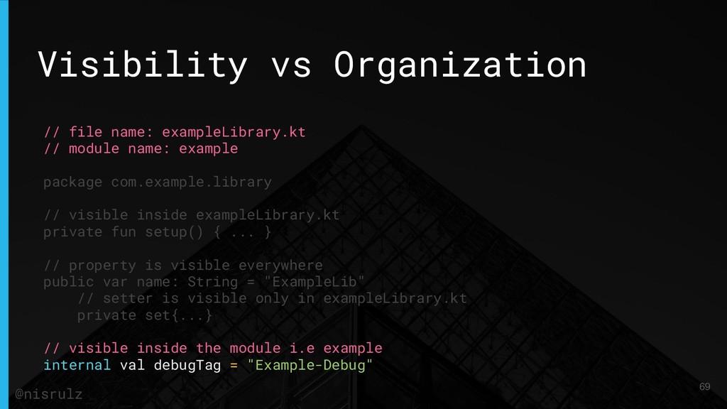 Visibility vs Organization // file name: exampl...