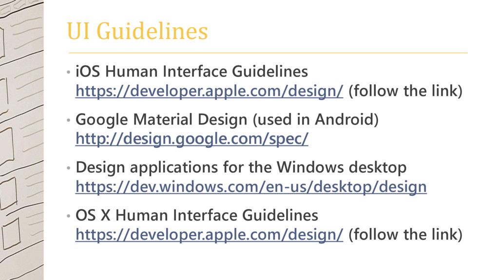 UI Guidelines • iOS Human Interface Guidelines ...