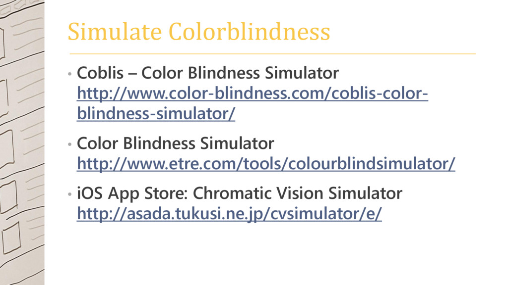 Simulate Colorblindness • Coblis – Color Blindn...