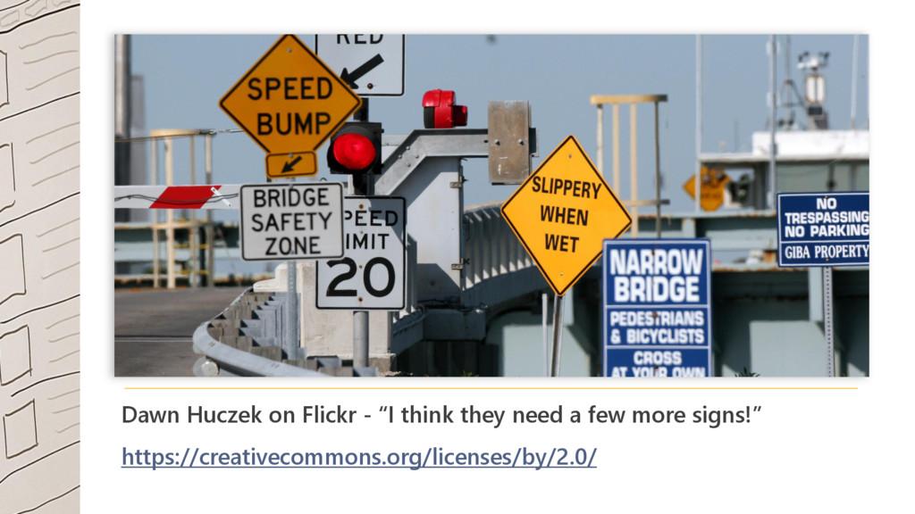 "Dawn Huczek on Flickr - ""I think they need a fe..."