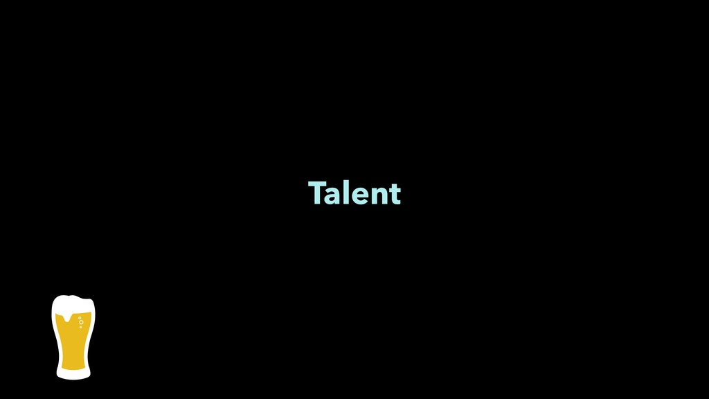 Resources Talent
