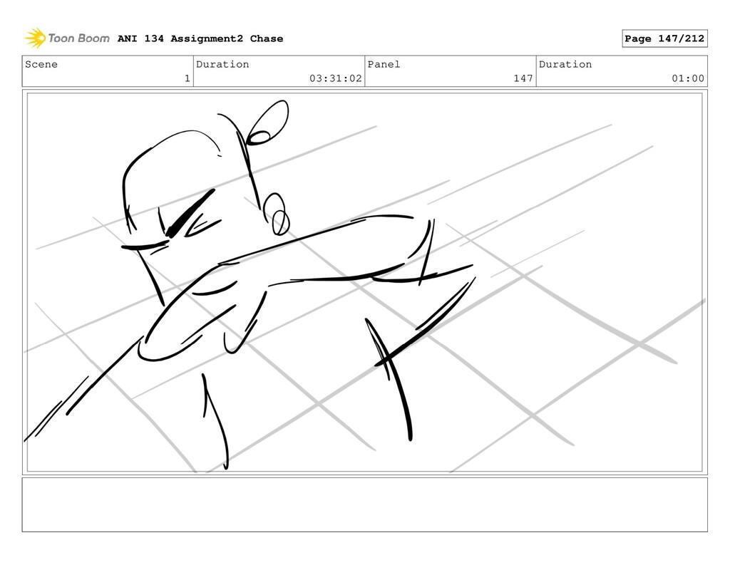 Scene 1 Duration 03:31:02 Panel 147 Duration 01...