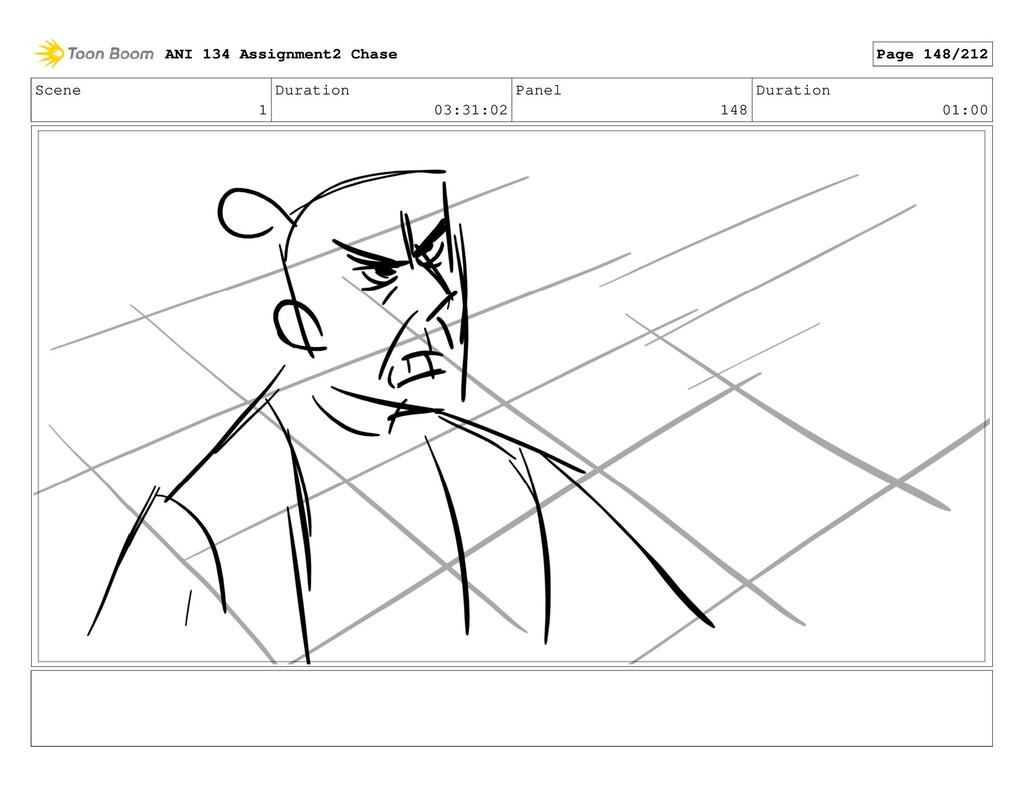 Scene 1 Duration 03:31:02 Panel 148 Duration 01...