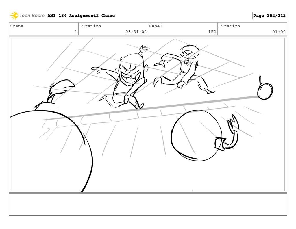 Scene 1 Duration 03:31:02 Panel 152 Duration 01...