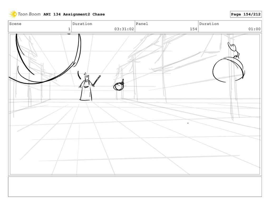 Scene 1 Duration 03:31:02 Panel 154 Duration 01...