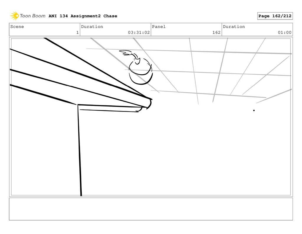 Scene 1 Duration 03:31:02 Panel 162 Duration 01...