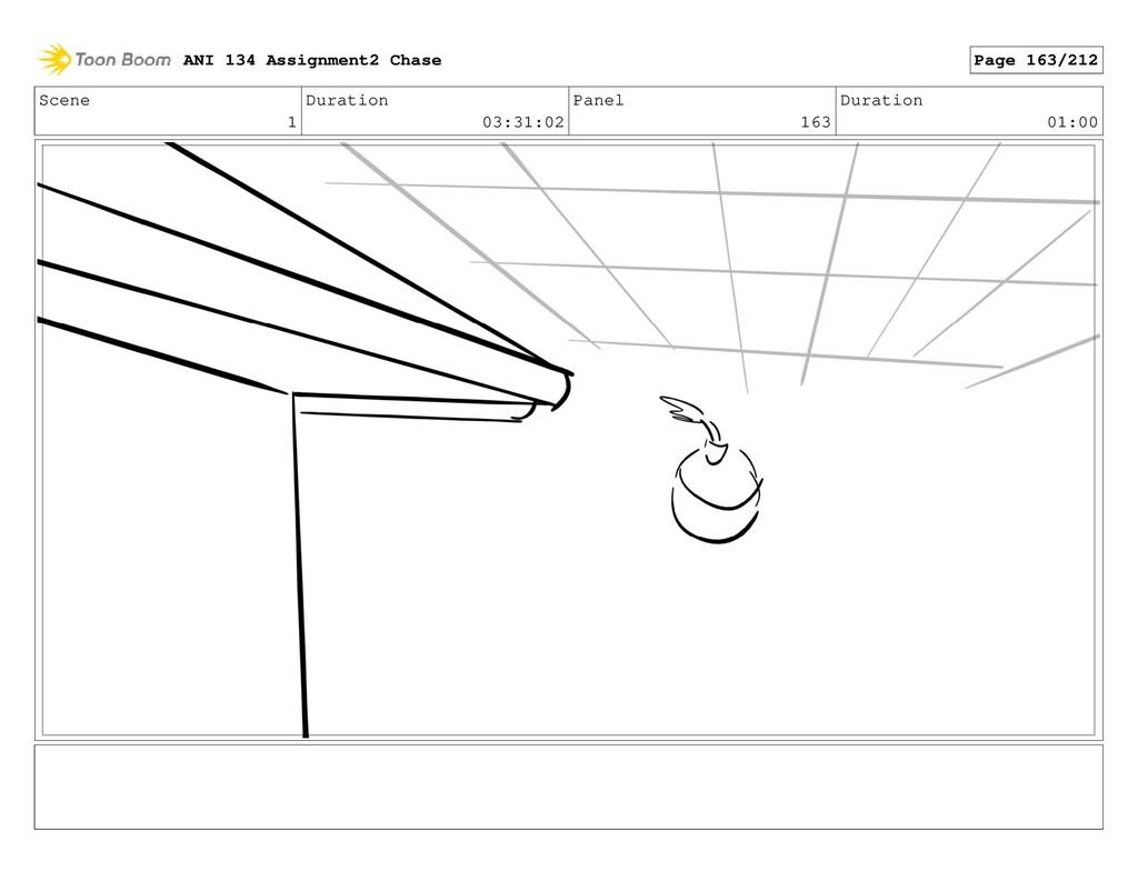 Scene 1 Duration 03:31:02 Panel 163 Duration 01...